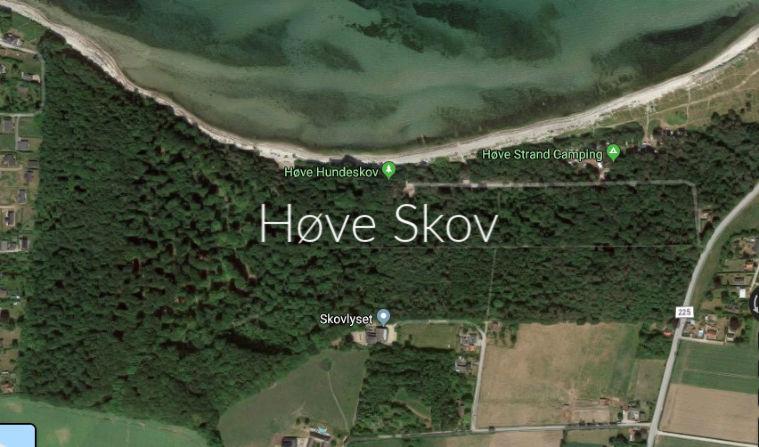 Aktiviteter i Høve Skov og Strand