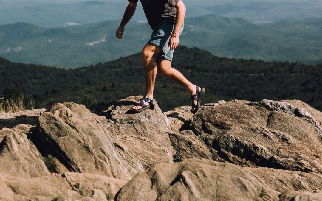 New Feet sandaler – skovtur uden ømme fødder